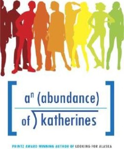 """An Abundance of Katherines"" by John Green"