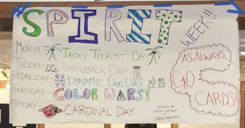 Loss of Friday FLEX prompts new Spirit Day lineup