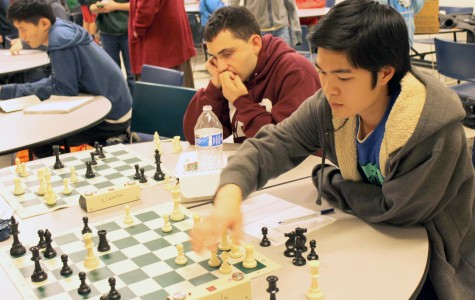 Cards checkmate opponents in home tournament