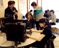 Lincoln hosts LAN tournament