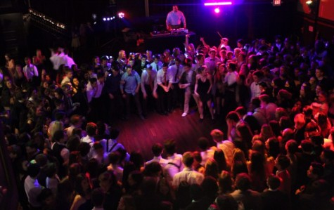 Winter dance sells out