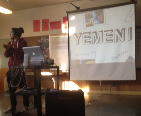 Yemen, Ghana a little closer for ISC students