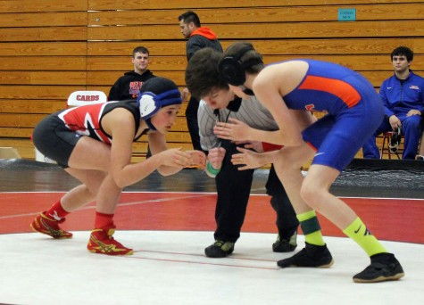 Rocha grabs silver in women's wrestling tourney, qualifies for state championships