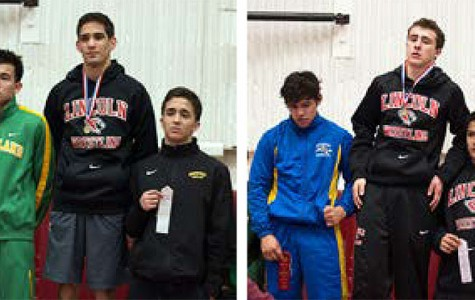 Wrestlers qualify for state meet