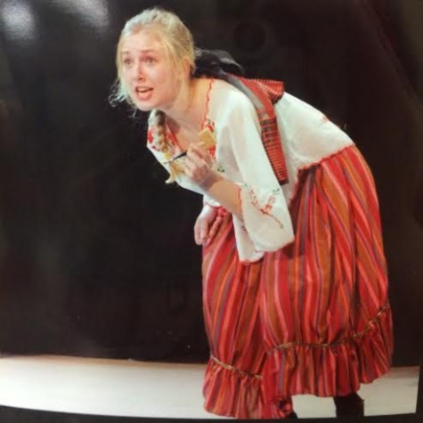 Junior takes playwriting skills to center stage
