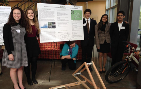 Bike security proposal brings PSU Innovative Challenge honors to student team