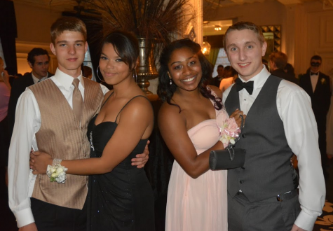 Prom-goers rock the Elysium Ballroom