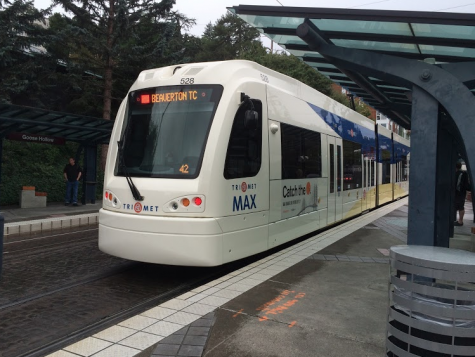 TriMet unveils its refurbished transit fleet