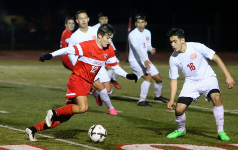 Boys soccer upsets McMinnville, advances to state championship