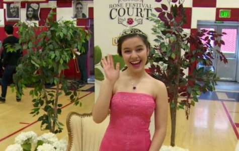 Once upon a time: Lincoln's 2016 Rose Princess