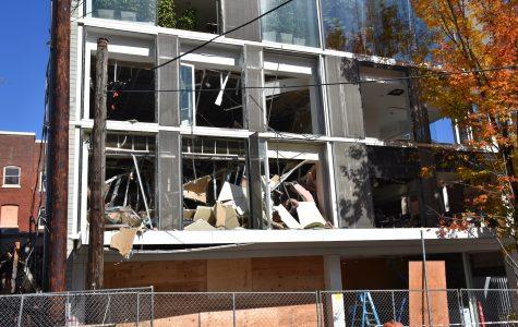 Gallery: Blast site, three days later
