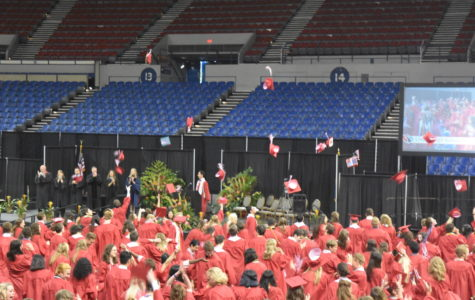 Commencement 2017 at Memorial Coliseum (gallery)