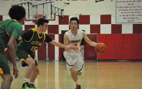 Varsity Boys' Basketball Game vs Cleveland 62-54 (Jan. 29)