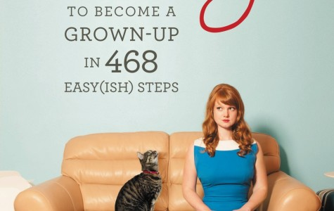 Adulting: How to Become a Grown-up in 468 Easy(ish) Steps by Kelly Williams Brown