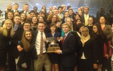 Constitution Team Wins State and is Headed to DC