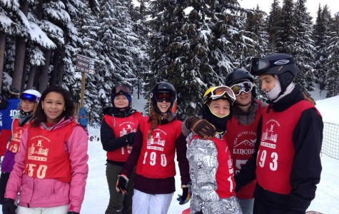 Ski Team Ranks Seventh In State