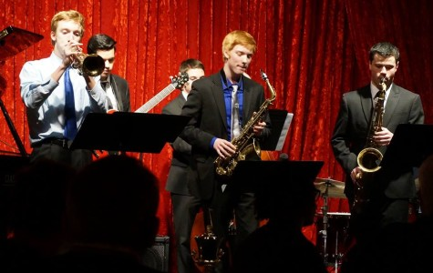 "Top Jazz Combo Finishes Second in ""Battle of the Bands"""