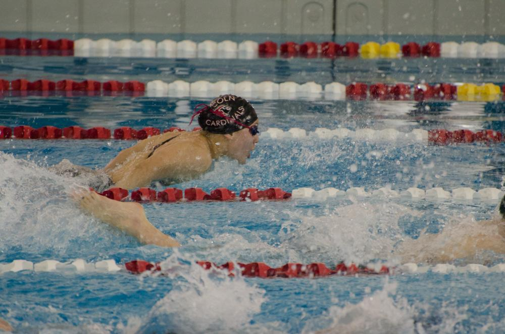 Laura+Epperson+finishes+strong+in+the+100+butterfly+in+finals.+She+placed+9th+in+59.58+seconds.%0A