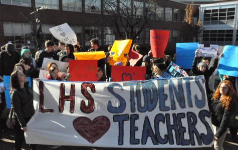 Teachers Vote to Strike