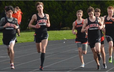 Track Teams Split With Beaverton