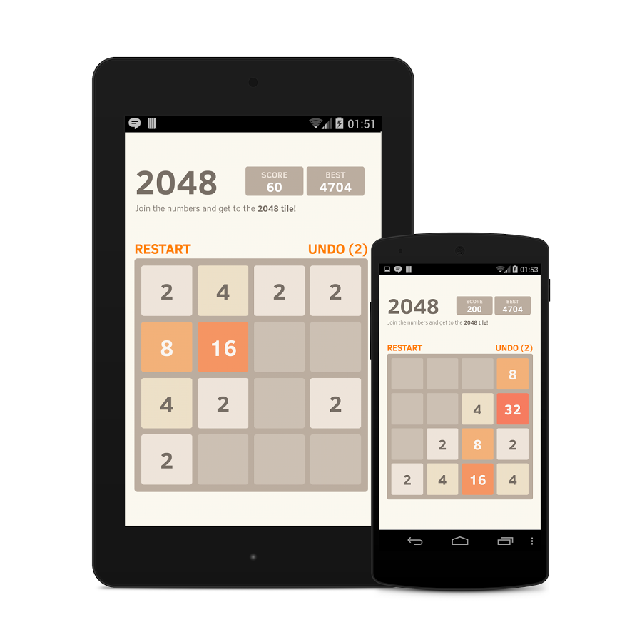 2048: Math Takes the App Store by Storm – The Cardinal Times