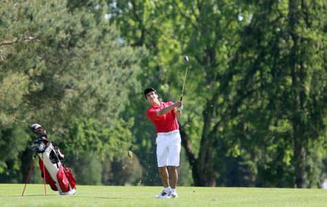Ben Stickney Tied for 1st at State for Boys Golf