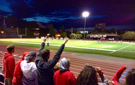 Lacrosse Season Ends at Lakeridge