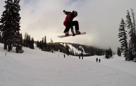 Snowboarders plan 'Haunted Maze' fundraiser