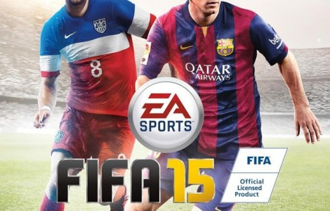 The Fifa 15 soundtrack: 13>15>14