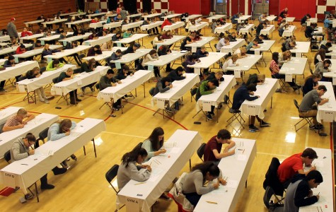 Testing takes over morning classes for sophomores, juniors