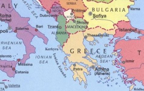 Teacher organizes trip to Mediterranean