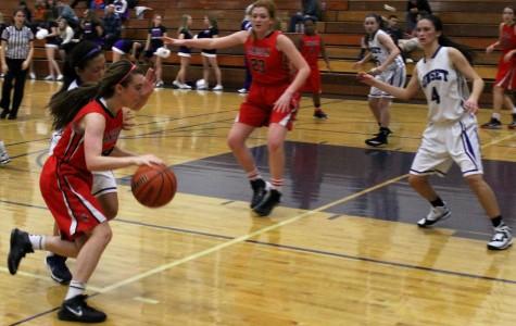 Girls break out for first win in pre-season