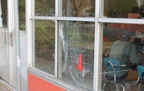 Vandalism found throughout school on MLK Day