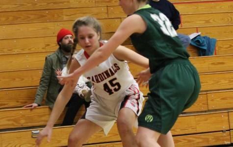 Basketball teams top Wilson in home games; varsity extend win streaks