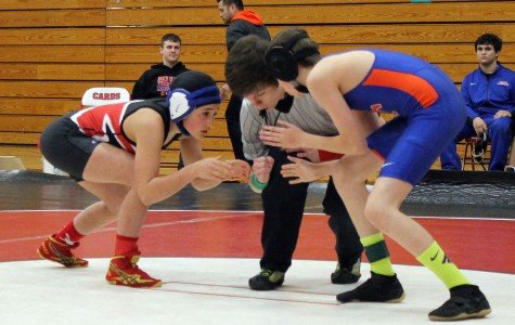 Rocha takes second in state wrestling tournament