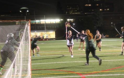 Girls lacrosse crushes Wilson