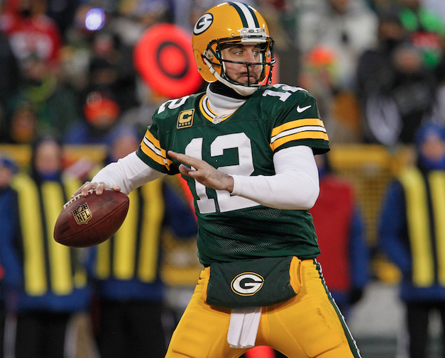 Green Bay Packers Quarterback Aaron Rodgers  is the top QB pick for fantasy week 4.