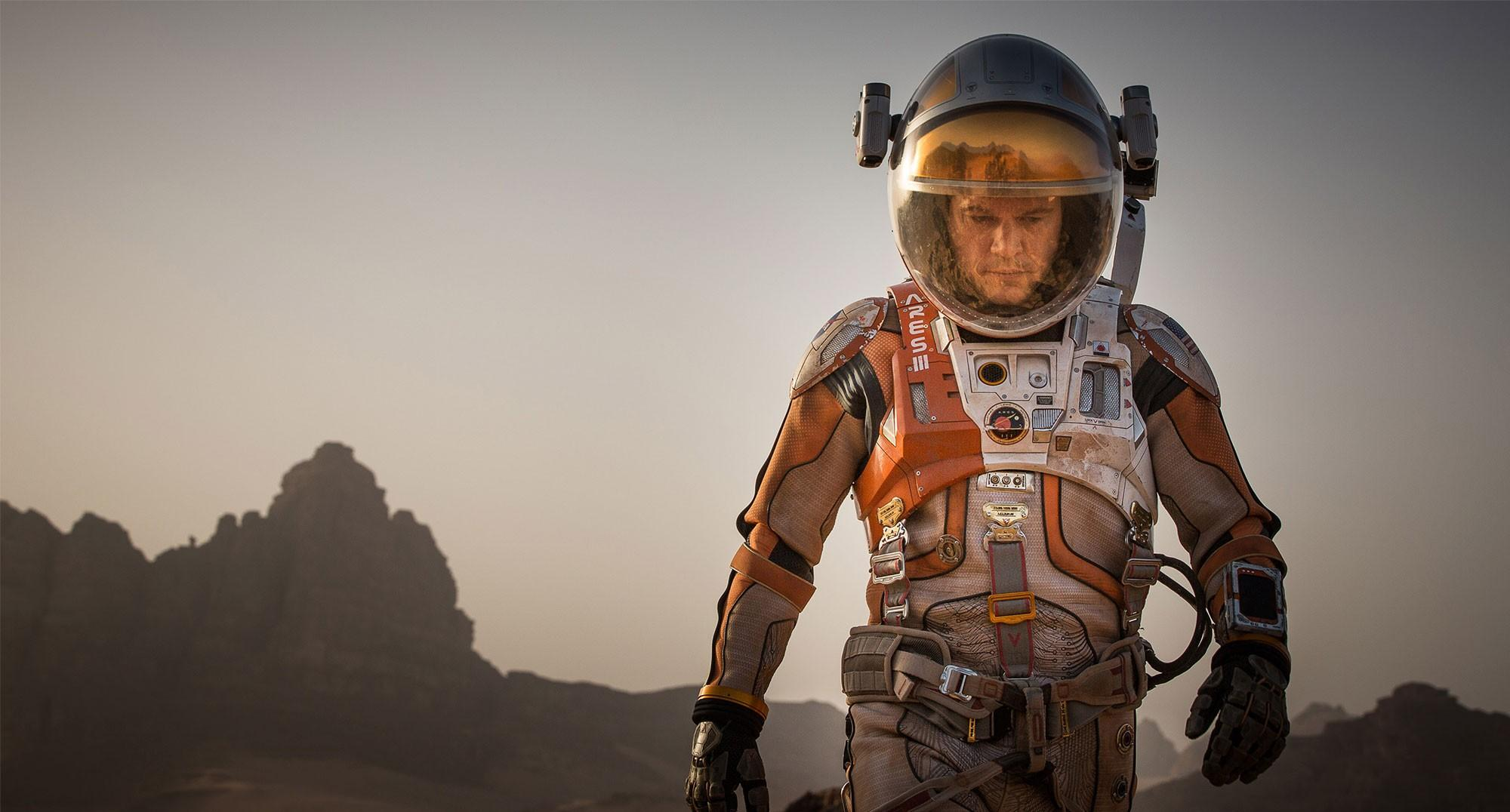 'The Martian' already has a rating of 8.6 on IMDb and 94% of Rotten Tomatoes critics liked it. The film will be released in theaters Oct. 2.