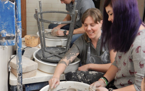 Fired up: a new spin on ceramics