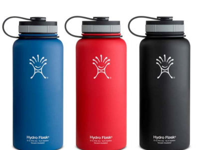 Hydro flasks: The raging recepticle