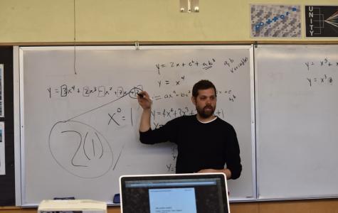 Math teacher to depart for position in Hong Kong