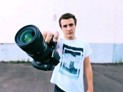 Up with people (and photography): Gage Halverson