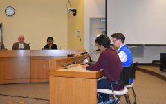 Board refuses to consider student demands; walkout planned
