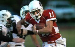 Alumni Corner: From football star to humanitarian