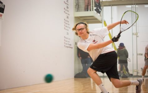 Racquetball heads to nationals