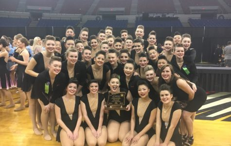 Dance takes fourth at State