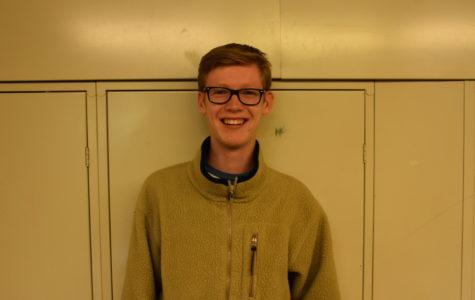 Student to work in Alaskan fish factory: Charlie Gardner