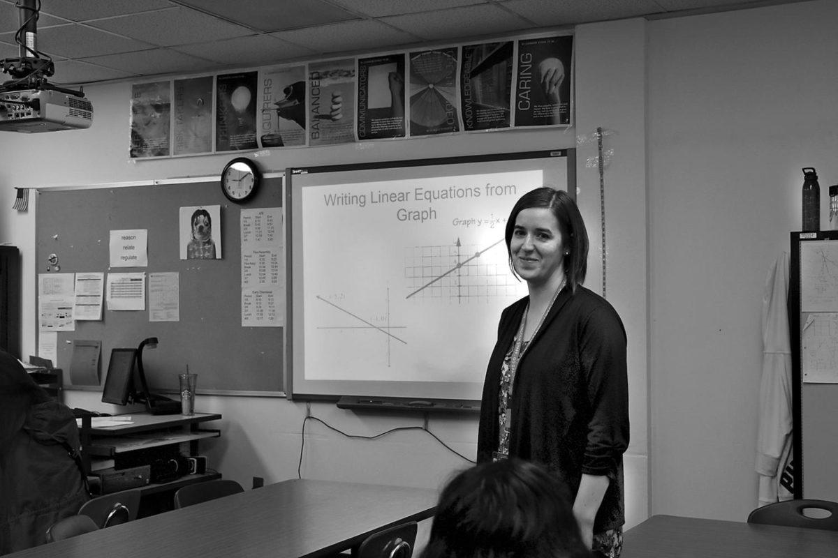Melody Walker: Math