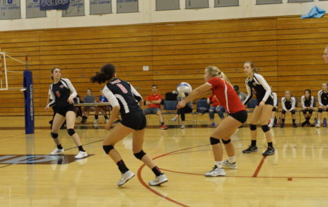 Volleyball cruises through PIL