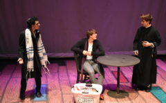 Fall play brings together Shakespeare, modern issues and a touring director